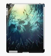 Sub Terra - Graphic Novel Cover iPad Case/Skin