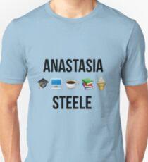 Anastasia Steele   Fifty Shades of Grey Unisex T-Shirt
