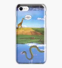 M Blackwell - Layerland 1: What a Dork iPhone Case/Skin