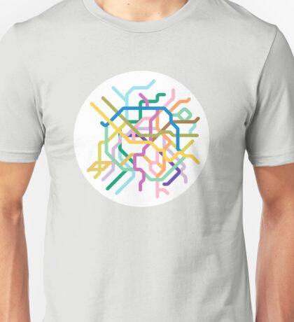 Mini Metros - Paris, France Unisex T-Shirt