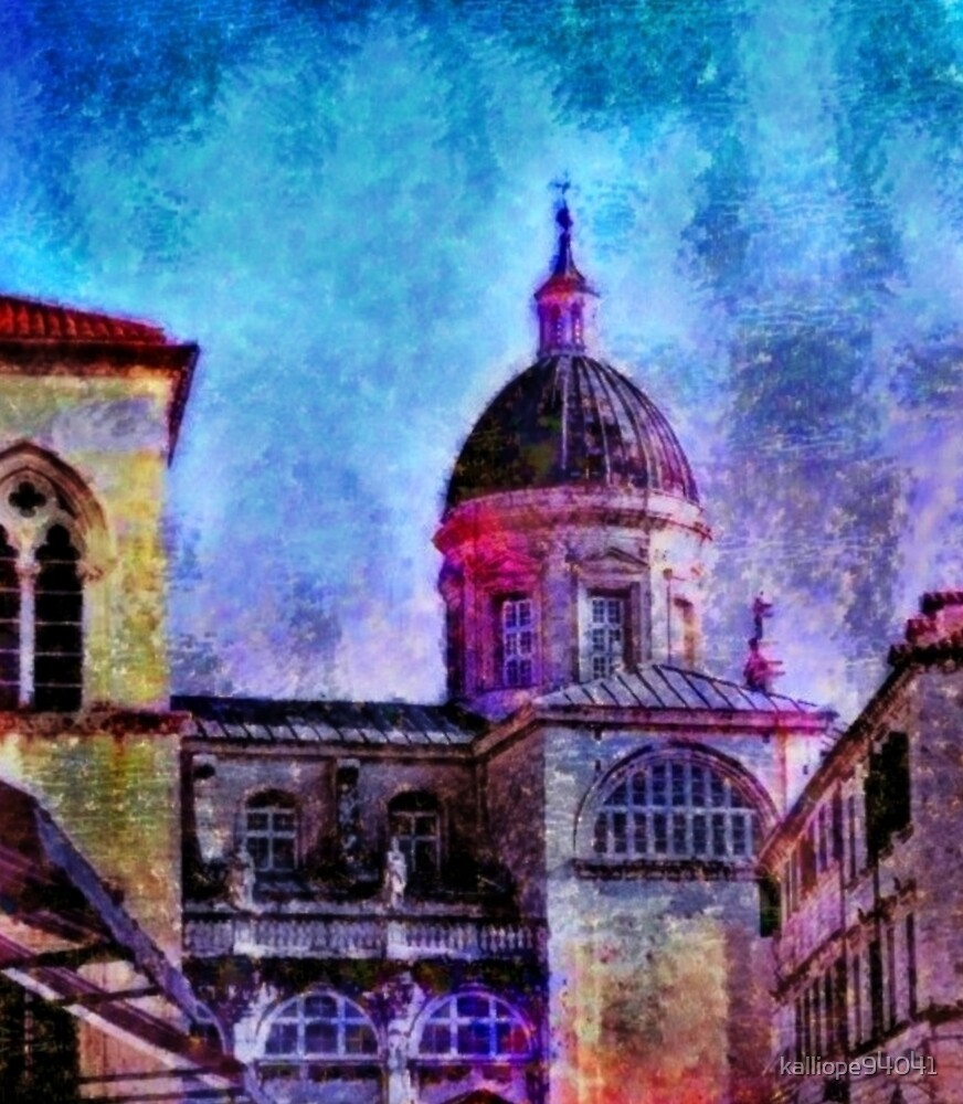 Dubrovnik Dome by kalliope94041