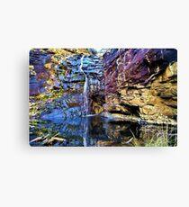 Sheoak Falls Canvas Print