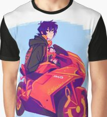 Biker Keith Graphic T-Shirt