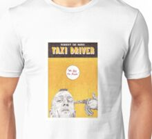 TAXI DRIVER hand drawn movie poster in pencil Unisex T-Shirt
