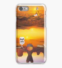 M Blackwell - Layerland 2: Saluting Four Sunrises iPhone Case/Skin