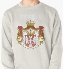 Serbia National Football Fan Jersey Design Pullover