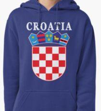 Croatia Deluxe Football Jersey Design Pullover Hoodie