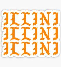 Pablo Illini Sticker