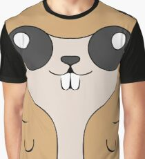 Katy Perry Oblivia Hamster Graphic T-Shirt