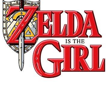Zelda is the Girl by StrangerStore