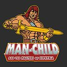 Man-Child by AndreusD