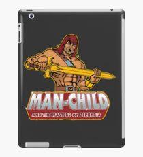 Man-Child iPad Case/Skin
