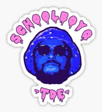 Schoolboy Q Sticker