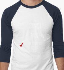 Single, Taken, In love with Jughead Jones-- White Men's Baseball ¾ T-Shirt