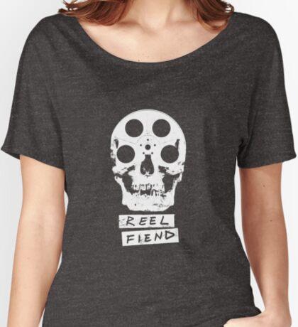 Reel Fiend Women's Relaxed Fit T-Shirt