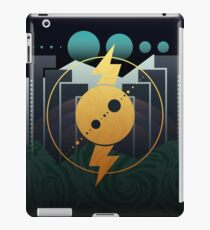 Terraforming 001 iPad-Hülle & Klebefolie