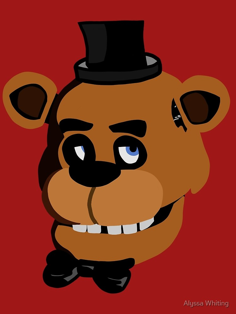 Five Nights At Freddy's Freddy Fazbear by ArexTheCat