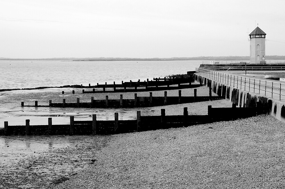 Brightlingsea pier by KatieLee