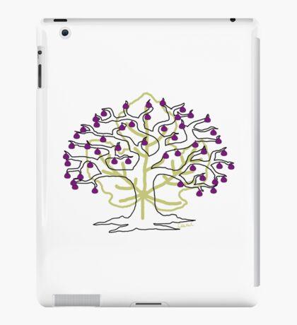 50 Figs on Tree iPad Case/Skin