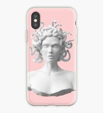 medusa snakes iPhone Case