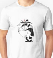 spy vs spy gay Unisex T-Shirt