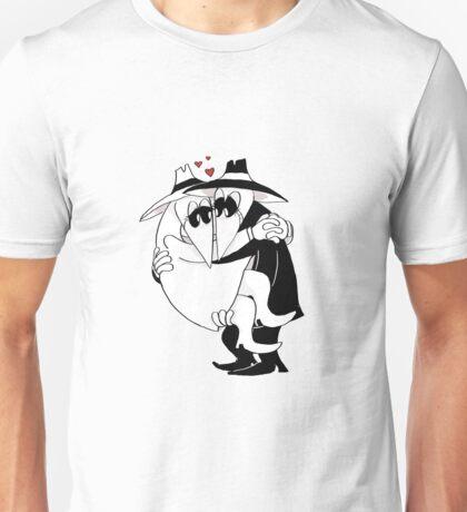spy vs spy gay Unisex T-Shirt