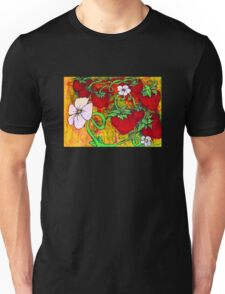 Strawberry Patch Unisex T-Shirt