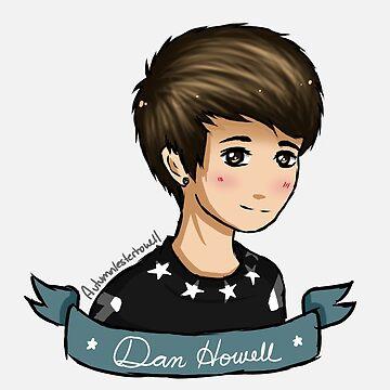 Dan Howell by AutumnRay