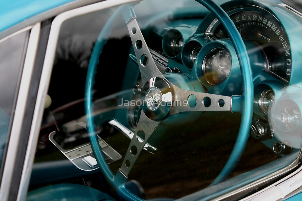 Chevrolet Reflections by Jason Adams