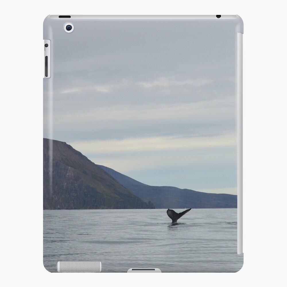 Humback-Schwanz iPad-Hülle & Skin
