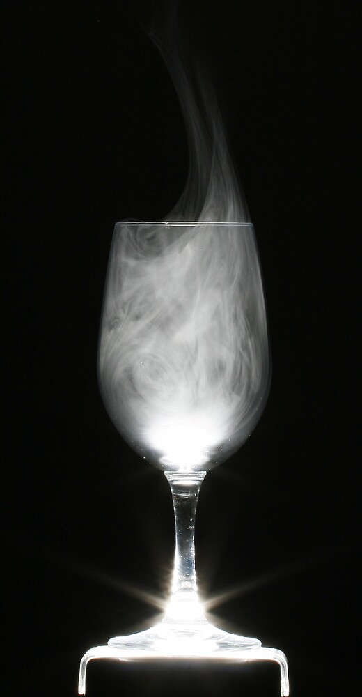 STORM IN A WINE GLASS by CRSPHOTO