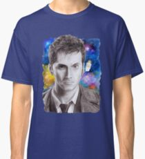 Doctor Who No.10 - David Tennant 1 Classic T-Shirt