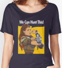 We Can Hunt This Women's Relaxed Fit T-Shirt