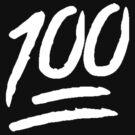 100 [White] by imjesuschrist