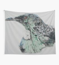 Tui Portrait Wall Tapestry