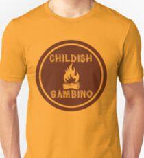 Camiseta unisex Camp Gambino