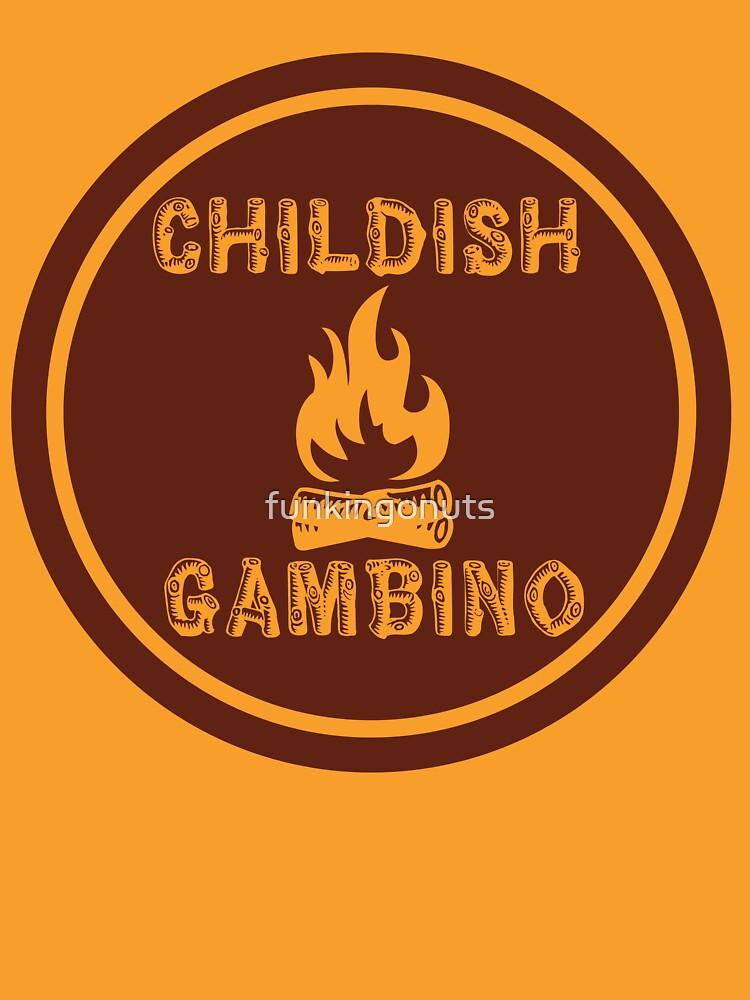 Camp Gambino by funkingonuts