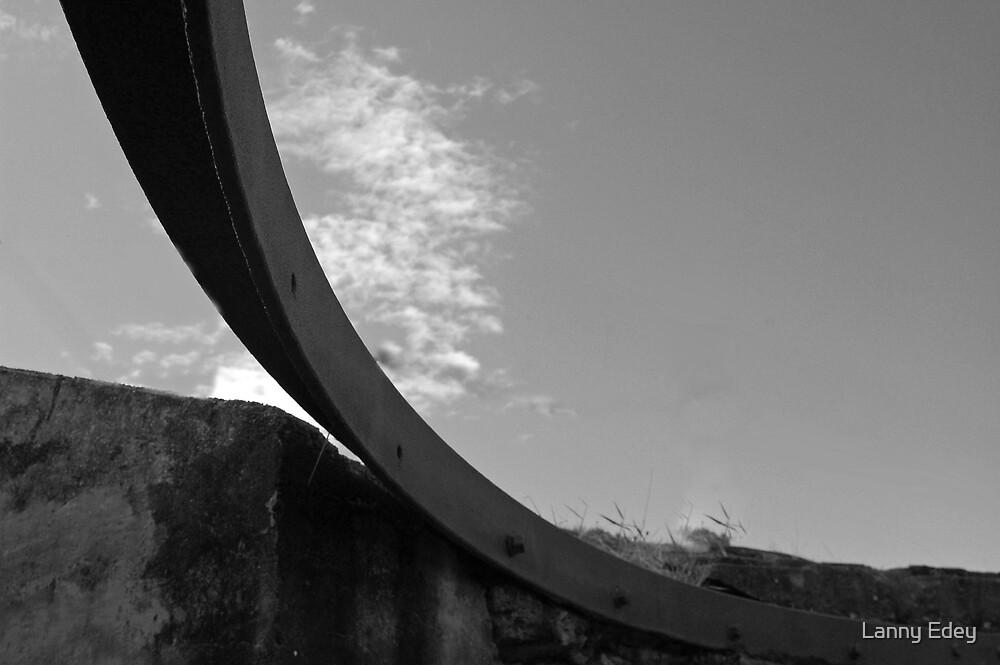 Steel Curve by Lanny Edey