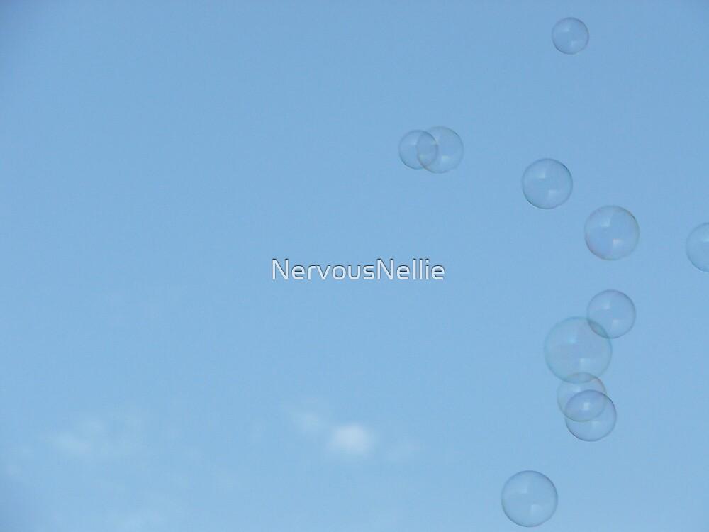 Sky Bubbles by NervousNellie