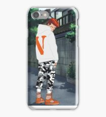 vlone thug iPhone Case/Skin
