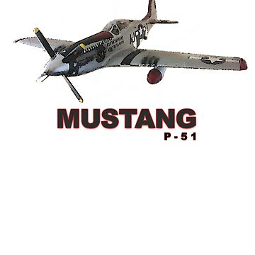 P-51 MUSTANG rc by Creativesouls
