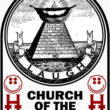LAUGH Pyramid by happycalypse