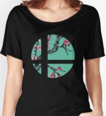 Super Smash Bros. Flora 2 Women's Relaxed Fit T-Shirt