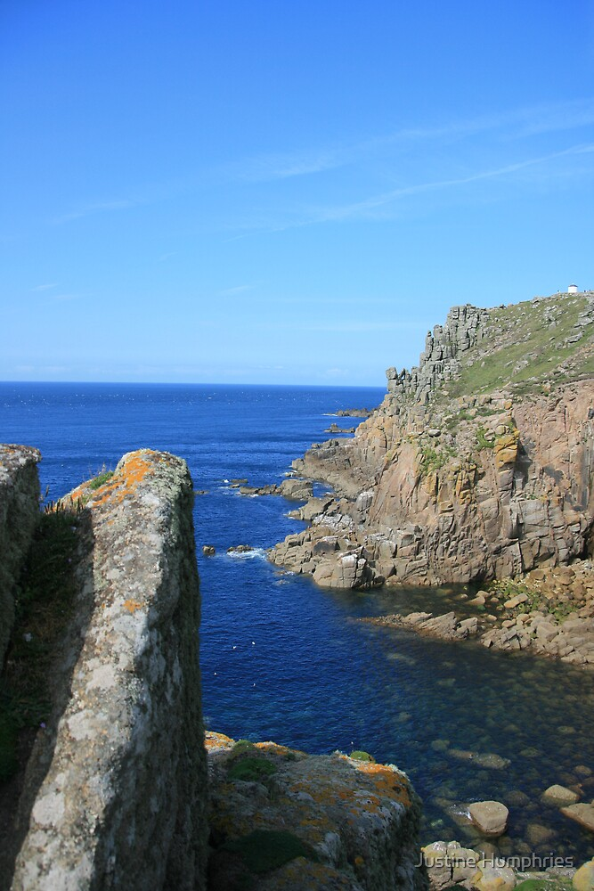 Views from Lands End III by Justine Humphries