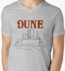 DUNE PALACE Men's V-Neck T-Shirt