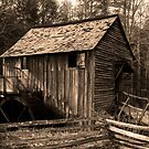 Cable Mill IV by Gary L   Suddath