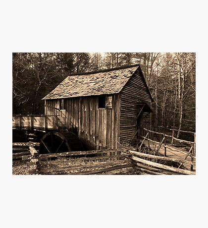 Cable Mill IV Photographic Print