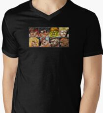 Street Fighter 2 - The Original World Warriors - Dirty T-Shirt