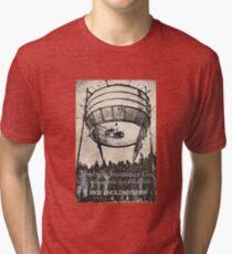 Lowbrow Insurance Tri-blend T-Shirt