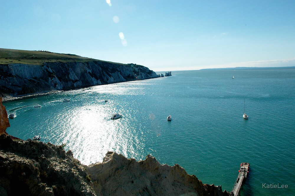 The Needles - Isle of Wight by KatieLee